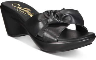Callisto Catriona Wedge Sandals, Created for Macy's