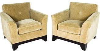 Robin Bruce Pair of Armchairs