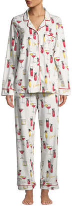BedHead Holiday Cocktails Classic Pajama Set