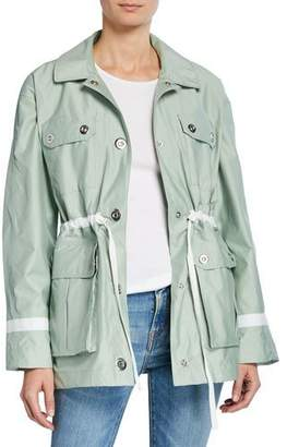 Hunter Refined Waterproof Garden Jacket w/ Four Pockets