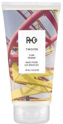 R+Co TWISTER Curl Primer, 5 oz. $25 thestylecure.com