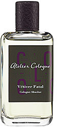 Atelier Cologne Vétiver Fatal Cologne Absolue Pure Perfume
