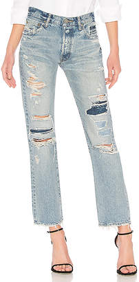 Moussy Vintage Jones Straight Jean.