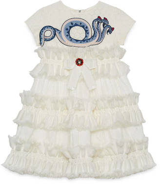 Children's broderie anglaise dress $1,670 thestylecure.com