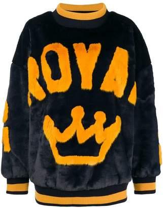 Dolce & Gabbana Royal sweatshirt
