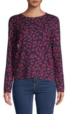 Joie Feronia Cotton & Cashmere Sweatshirt