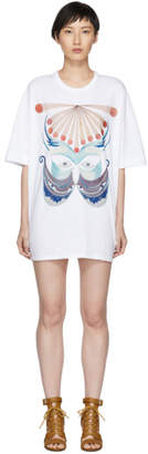 Chloé White Graphic T-Shirt