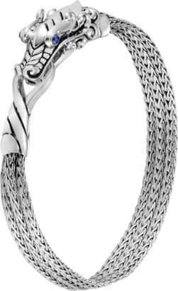 John Hardy Naga Multi Row Bracelet