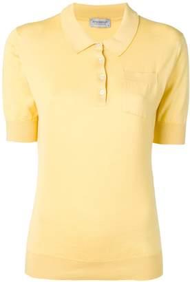 John Smedley Jenny knitted polo shirt
