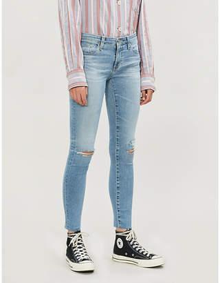 AG Jeans The Legging Ankle super-skinny stretch-denim jeans