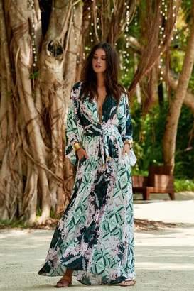 Melissa Odabash Erin Belted Kimono