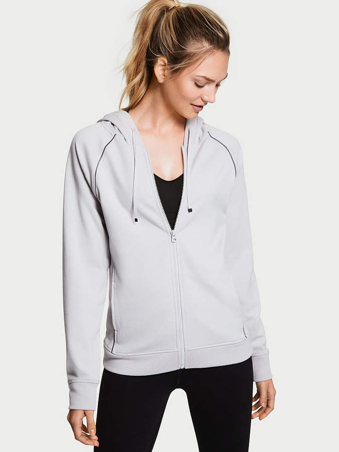 Victoria Sport Fleece Zip Hoodie