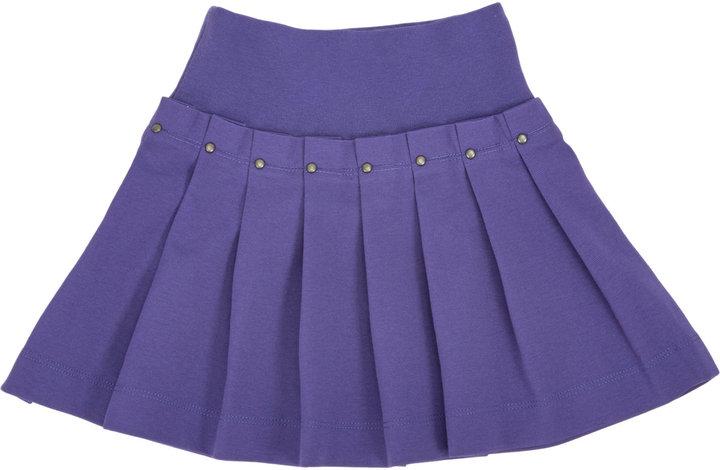 Lili Gaufrette Pleated Skirt