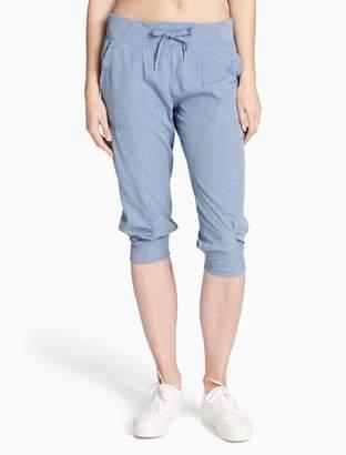 Calvin Klein cropped capri pants