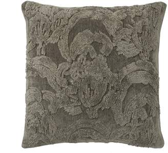 Pottery Barn Natalia Silk Jacquard Pillow Cover - Thistle