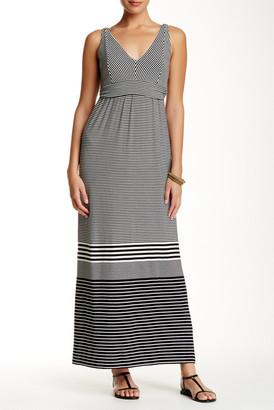 Max Studio Maxi Dress $118 thestylecure.com