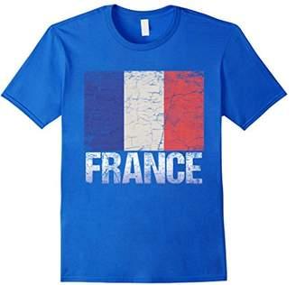 France Flag T-Shirt-France Flag Tee Shirt Gift