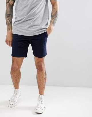 Selected Short In Seersucker Cotton