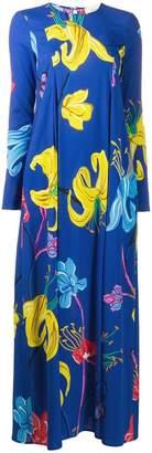La DoubleJ panelled shift dress