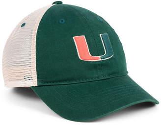 Zephyr Miami Hurricanes University Mesh Cap
