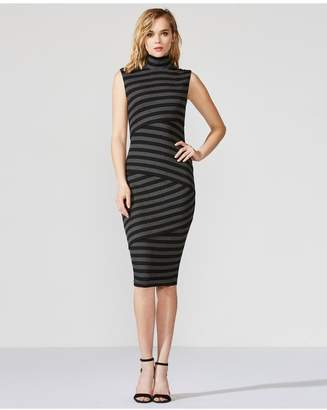 Bailey 44 Bailey/44 Pavlova Striped Bondage Dress