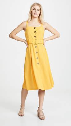 J.o.a. Marigold Dress