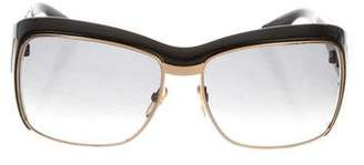 Tom Ford Kellan Rectangular Sunglasses