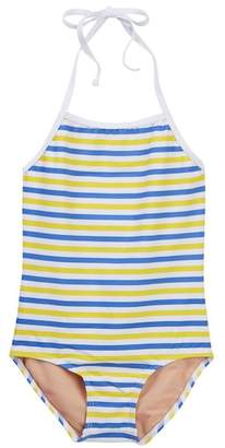 Toobydoo Southland Striped One-Piece Swimsuit (Toddler, Little Girls, & Big Girls)