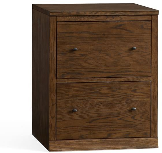 File Cabinet Base with 2-Drawers - 24""