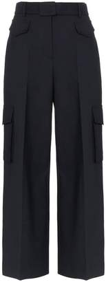 Low Classic pocket detail cargo trousers