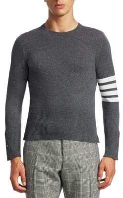 Thom Browne Asymmetric Cashmere Sweater
