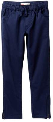 Levi's Zipper Hem Pull-On Pants (Big Boys)
