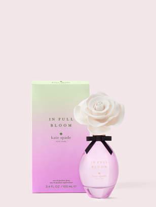 Kate Spade in full bloom 3.4 fl oz eau de parfum spray
