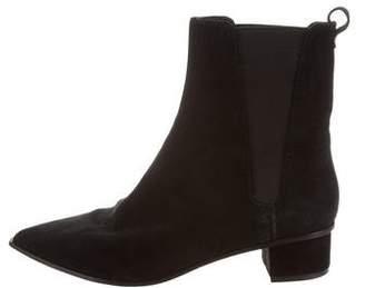 Ash Suede Chelsea Boots