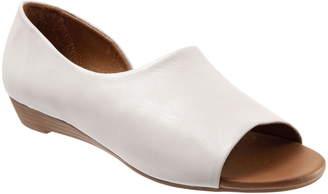 Bueno Anna Half d'Orsay Open Toe Flat
