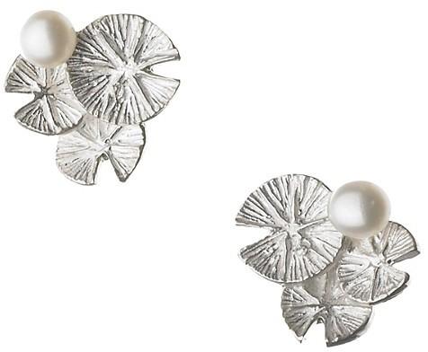 Links of London Purity Pearl Stud Earrings