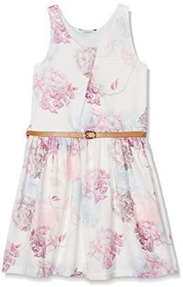 GUESS Girls' J71K79W85D0 Dress,(Manufacturer Size : 14)