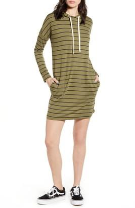 Billabong So Easy Long Sleeve Hoodie Minidress