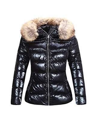 Bellivera Women's Ultra Lightweight Puffer Coat