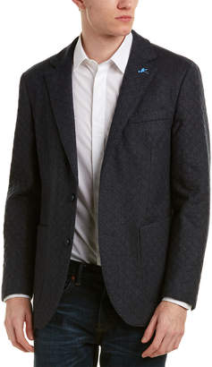 Tailorbyrd Quilted Wool Sportcoat