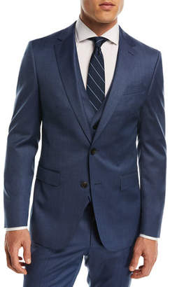 BOSS Wool Three-Piece Suit