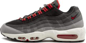 Nike 95 Wolf Grey/Chilling Red