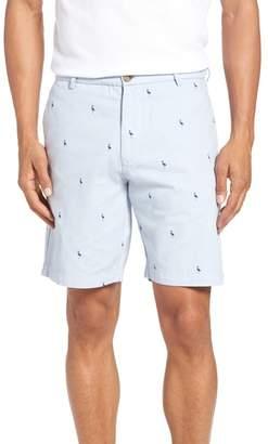 Tailorbyrd Aiden Bird Regular Fit Chino Shorts