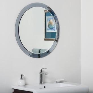 Décor Wonderland Charles Modern Bathroom Mirror
