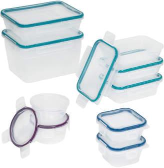 Snapware Total Solution 18-pc. Plastic Storage Set