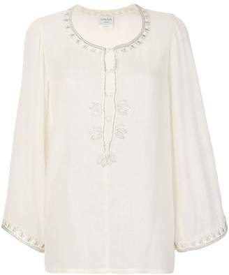 Forte Forte embroidered blouse
