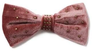 Topman Mens Pink Bow Tie*
