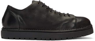 Marsèll Black Pallotolla Lace-Up Sneakers