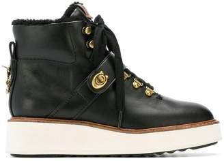 Coach Urban Hiker boots