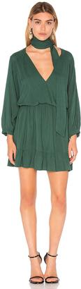 MLM Label Niro Ruffle Dress $165 thestylecure.com